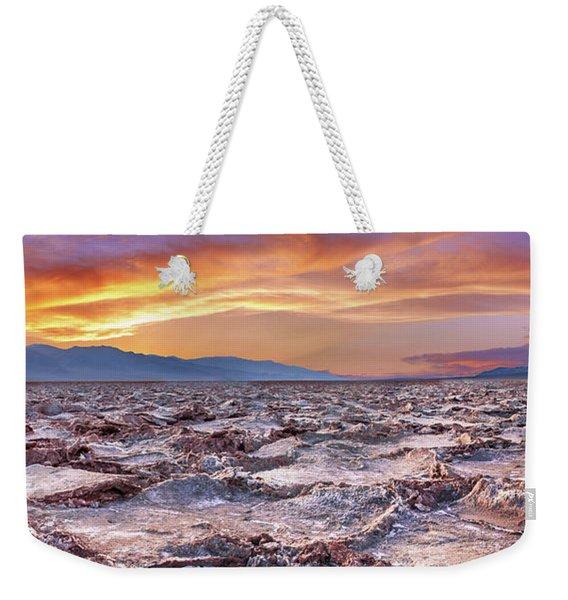 Arid Delight Weekender Tote Bag