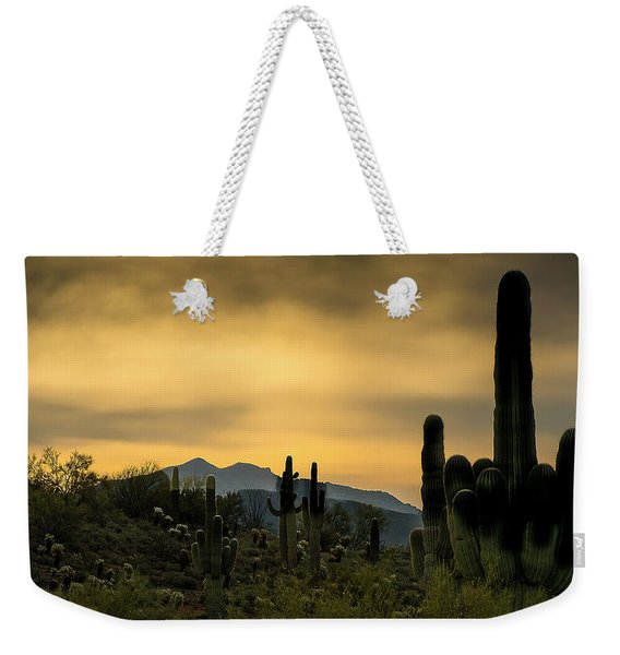 Arizona And The Sonoran Desert Weekender Tote Bag
