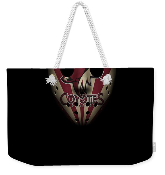 Arizona Coyotes Established Weekender Tote Bag