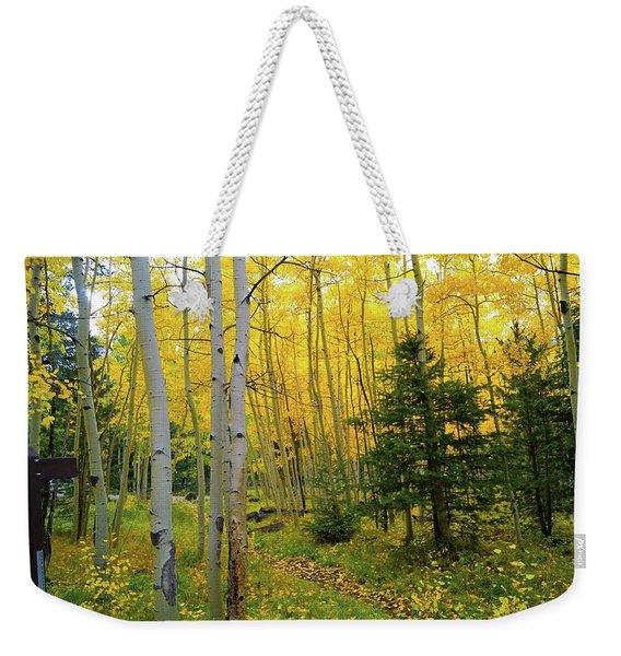 Arizona Fall Weekender Tote Bag