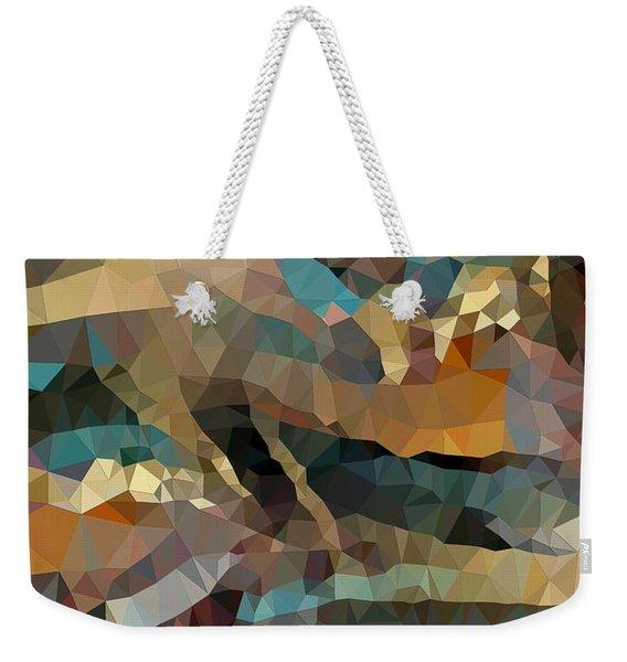 Arizona Triangles Weekender Tote Bag