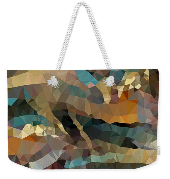 Arizona Triangles Weekender Tote Bag