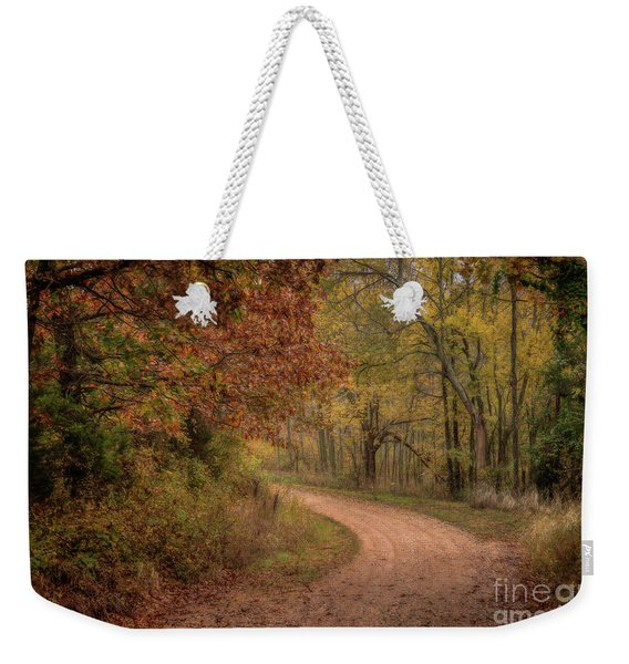 Arkansas Backroads Weekender Tote Bag