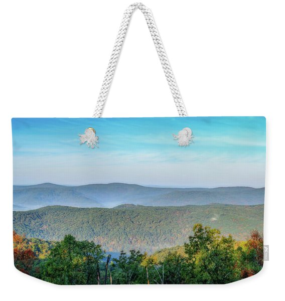 Arkansas Weekender Tote Bag