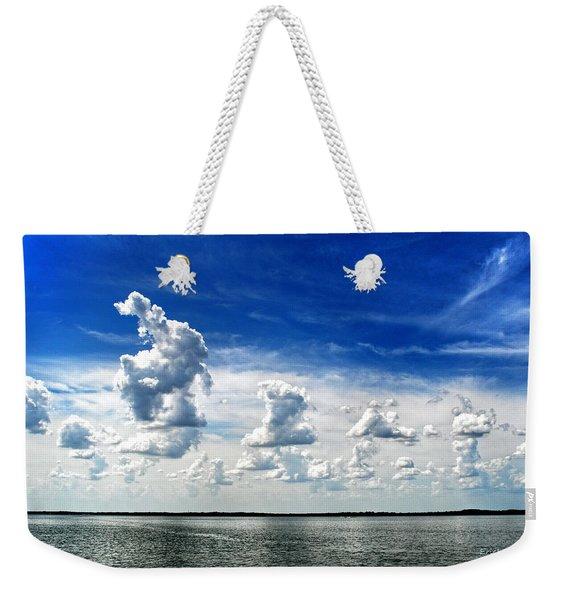 Armada Weekender Tote Bag