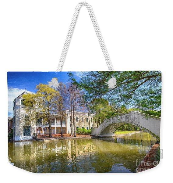 Armstrong Park, New Orleans, La Weekender Tote Bag