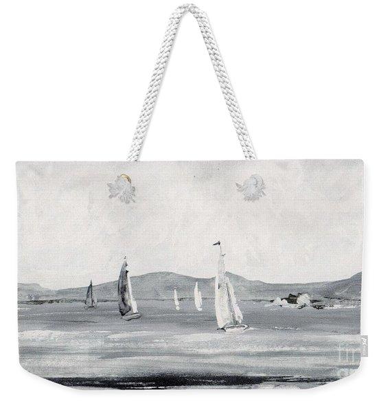 Around The Cape Weekender Tote Bag