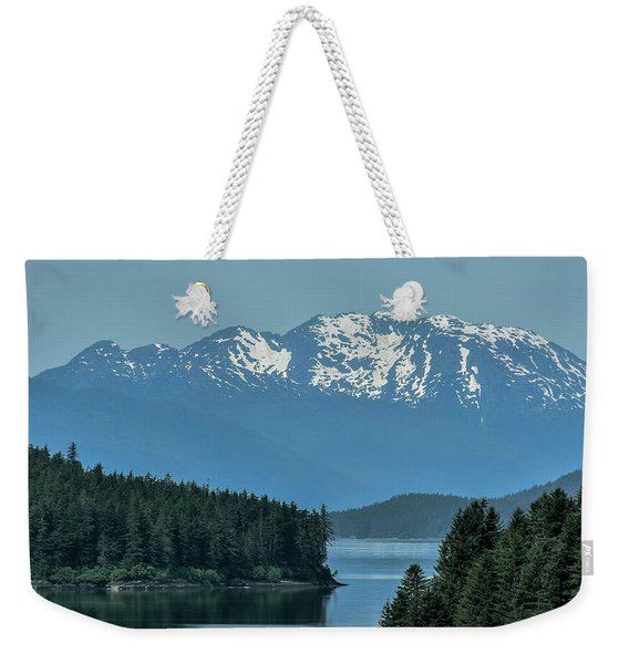 Around The Corner Weekender Tote Bag