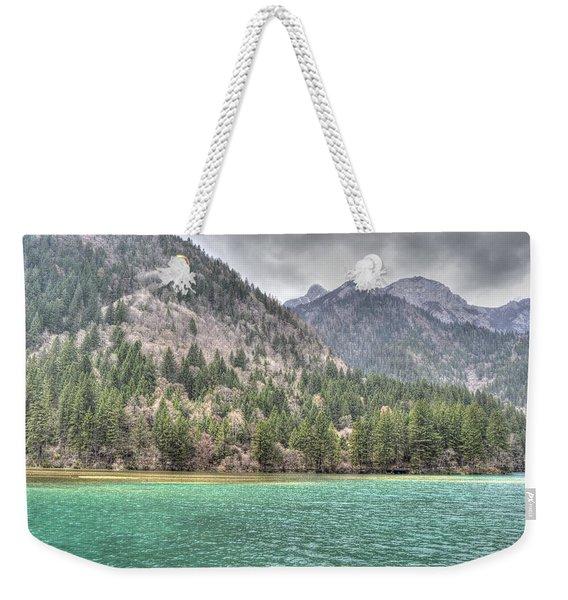 Arrow Bamboo Lake Weekender Tote Bag