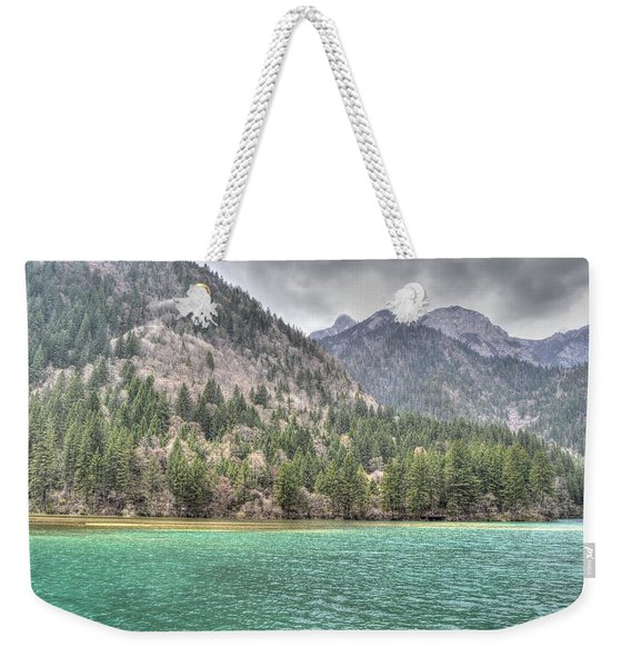 Arrow Bamboo Lake Weekender Tote Bag