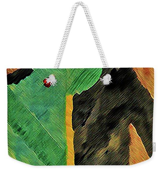 Art Deco #2 Weekender Tote Bag