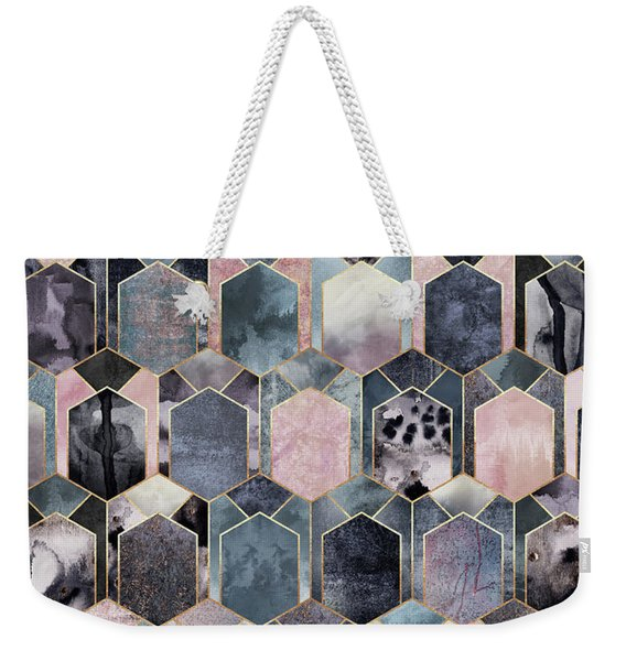 Art Deco Dream 1 Weekender Tote Bag