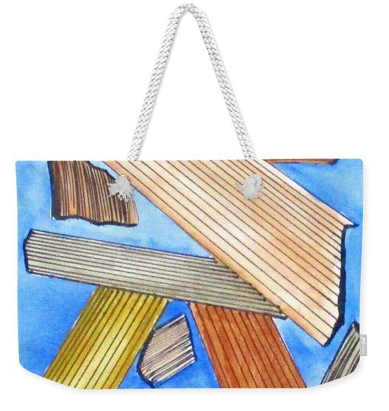 Art Doodle No. 24 Weekender Tote Bag