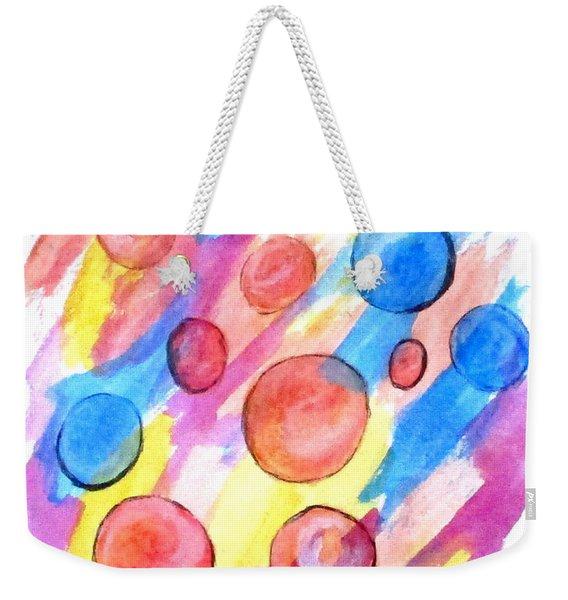Art Doodle No. 25 Weekender Tote Bag