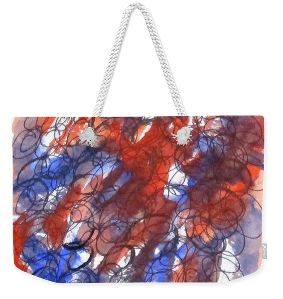 Art Doodle No. 28 Weekender Tote Bag
