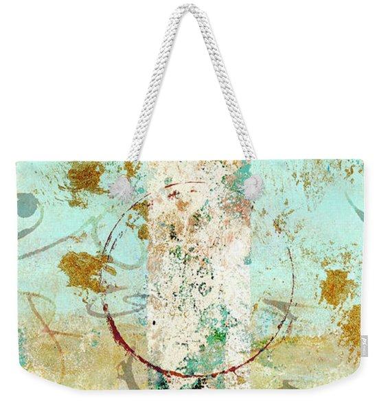 Art In Alleyways Weekender Tote Bag