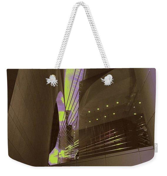Art-itecture Weekender Tote Bag