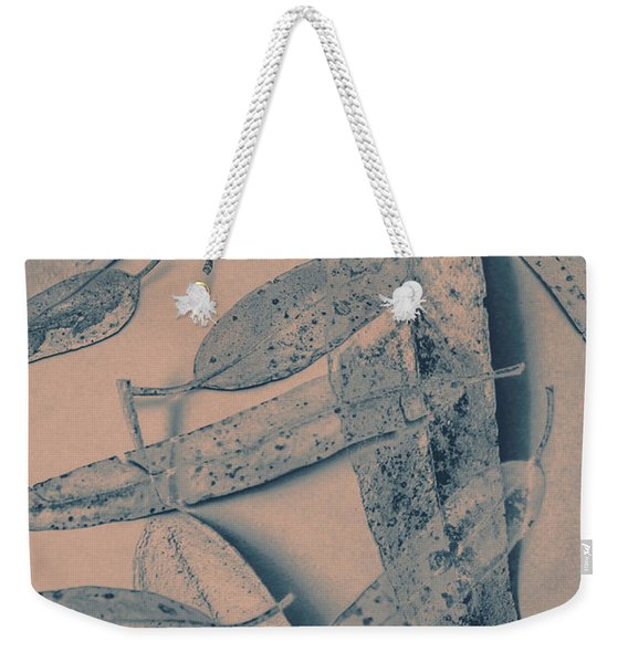 Art Of Autumn Fall Weekender Tote Bag