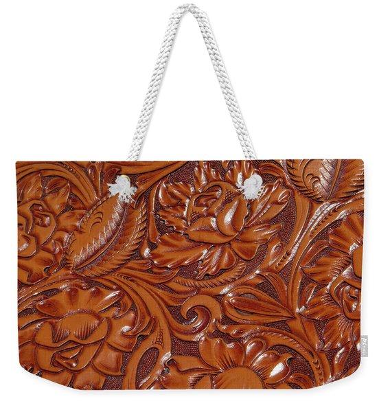 Art Of Craft Weekender Tote Bag