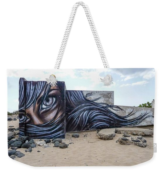 Art Or Graffiti Weekender Tote Bag