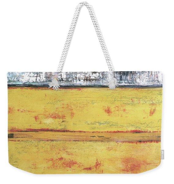 Art Print Abstract 34 Weekender Tote Bag
