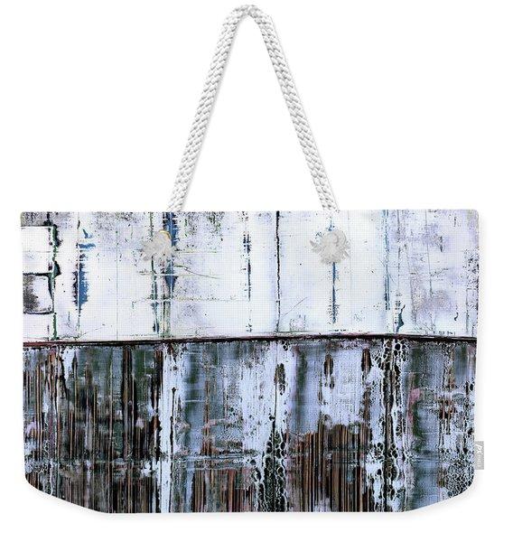 Art Print Abstract 45 Weekender Tote Bag