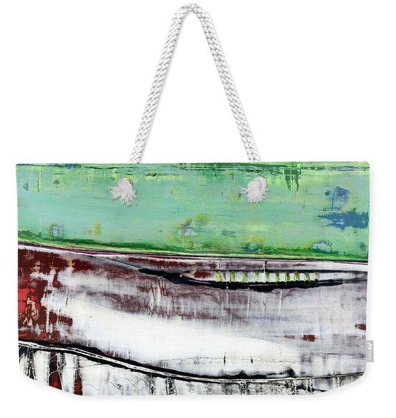 Art Print Abstract 97 Weekender Tote Bag