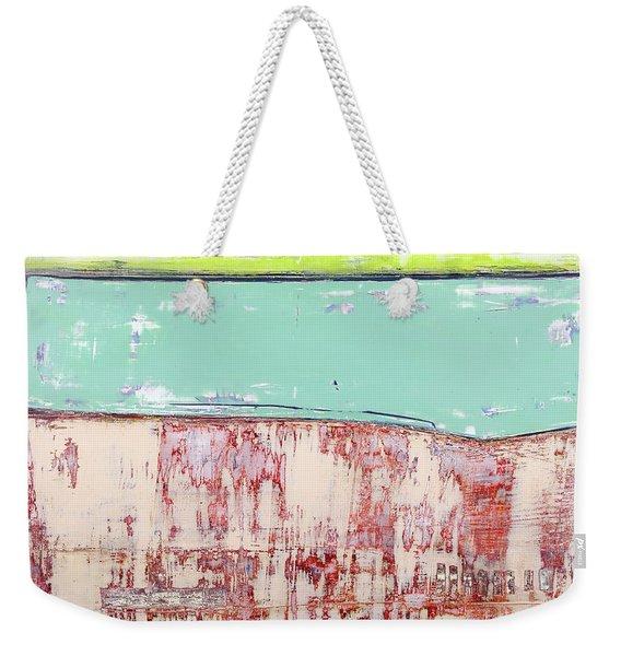 Art Print Abstract 19 Weekender Tote Bag