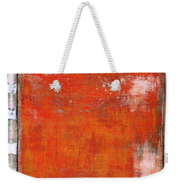 Art Print Abstract 8 Weekender Tote Bag