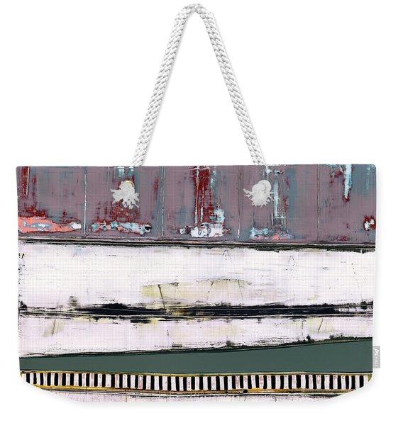 Art Print Abstract 86 Weekender Tote Bag