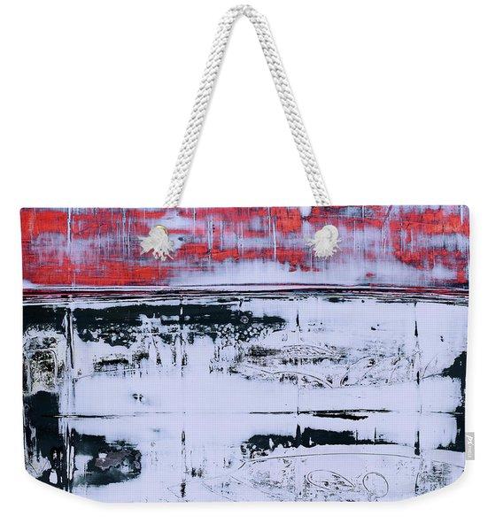 Art Print Abstract 99 Weekender Tote Bag