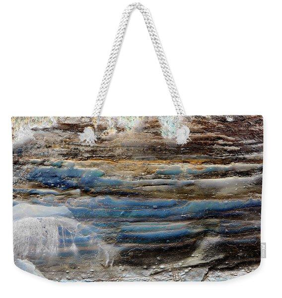 Art Print Cliff 1 Weekender Tote Bag
