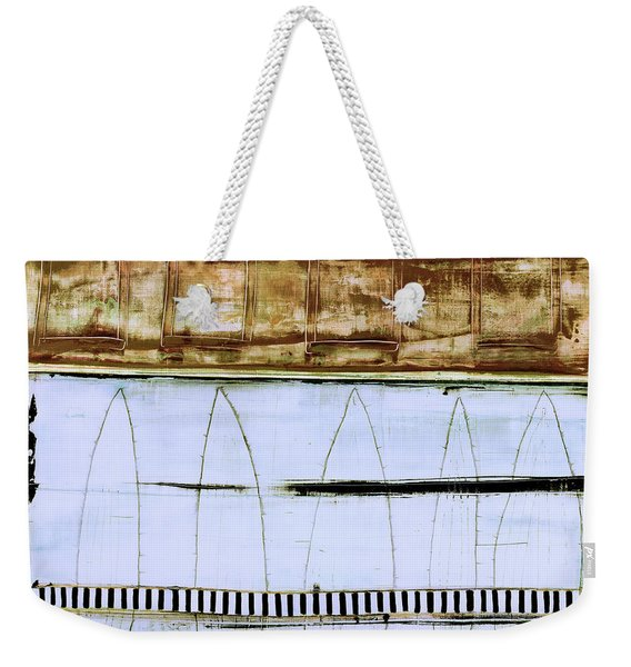 Art Print Malibu Weekender Tote Bag