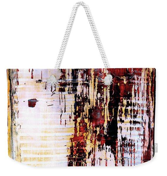 Art Print Sierra 9 Weekender Tote Bag