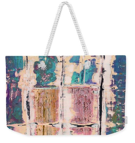 Art Print Square 8 Weekender Tote Bag
