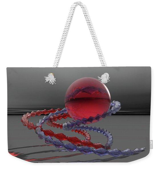 Art#1 Weekender Tote Bag
