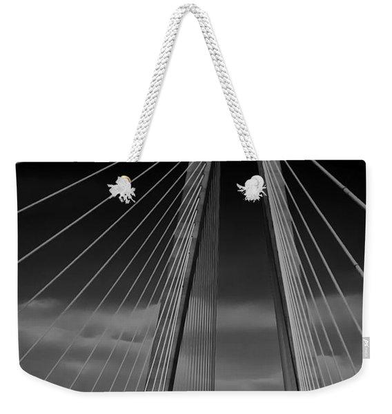 Arthur Ravenel Jr Bridge Weekender Tote Bag