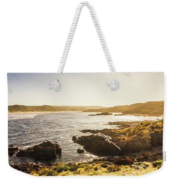 Arthur River Tasmania Weekender Tote Bag