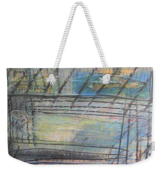 Artists' Cemetery Weekender Tote Bag