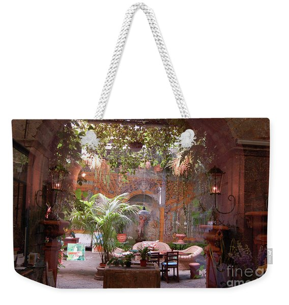 Artists' Studio In Sorrento Italy  Weekender Tote Bag