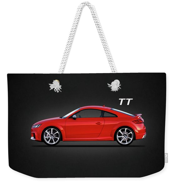 The Tt Coupe Weekender Tote Bag
