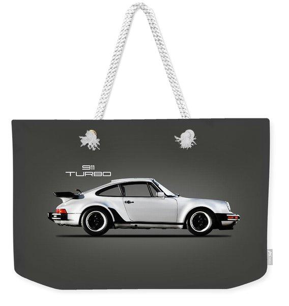 The 911 Turbo 1984 Weekender Tote Bag