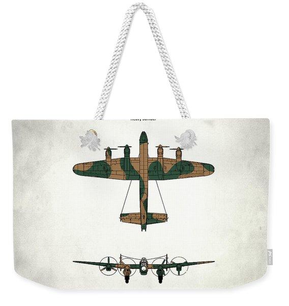 The Lancaster Weekender Tote Bag
