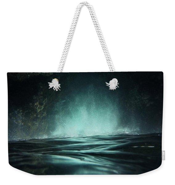 Surreal Sea Weekender Tote Bag