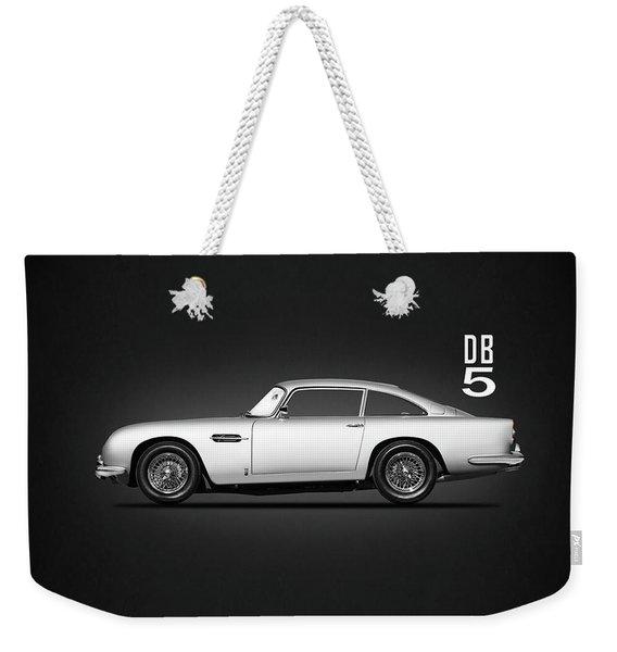 The Db5 Weekender Tote Bag