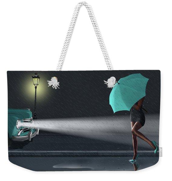 Rainy Day 2 Weekender Tote Bag