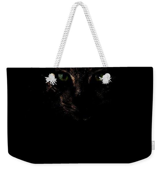 Dark Knight Weekender Tote Bag