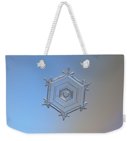 Weekender Tote Bag featuring the photograph Serenity by Alexey Kljatov