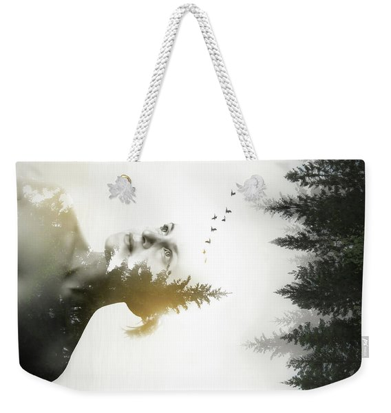 Soul Of Nature Weekender Tote Bag