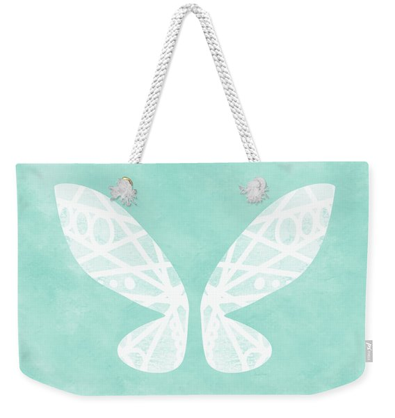 Fairy Wings- Art By Linda Woods Weekender Tote Bag